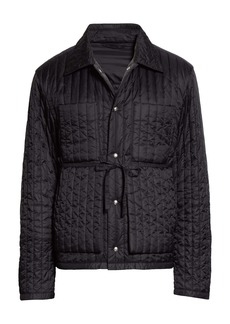 Craig Green Quilted Worker Jacket
