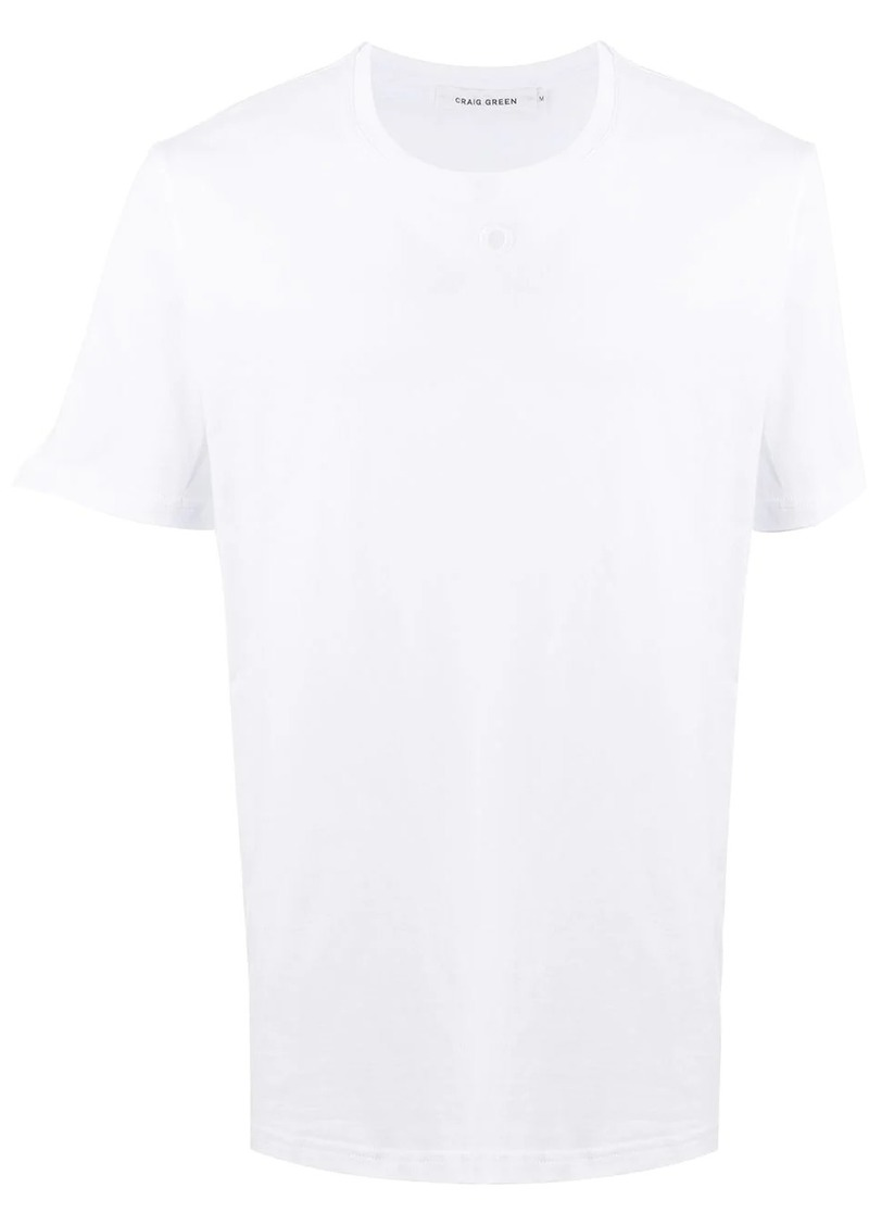 Craig Green embroidered hole T-shirt
