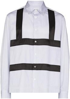 Craig Green harness-detail long-sleeve shirt