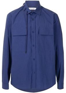 Craig Green lace-up detail shirt