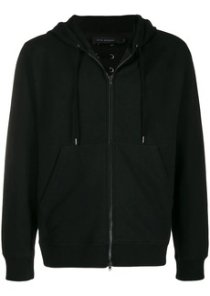 Craig Green lace-up detail zip hoodie