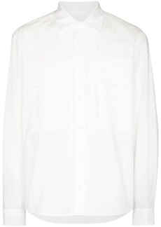 Craig Green long-sleeve cotton shirt