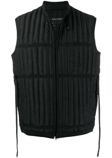 Craig Green Quilted down gilet