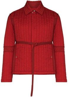 Craig Green Skin quilted shirt jacket