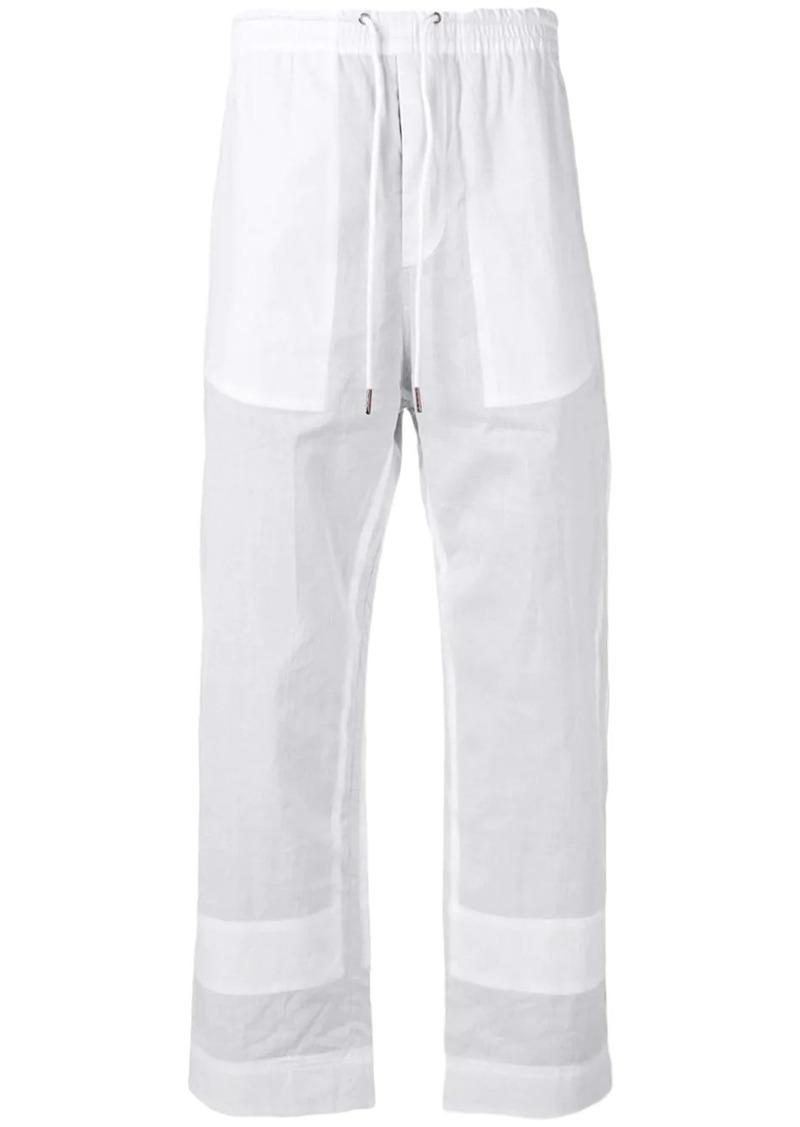 Craig Green straight-leg trousers