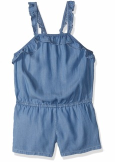 Crazy 8 Big Girls' Sleeveless Casual Woven Romper