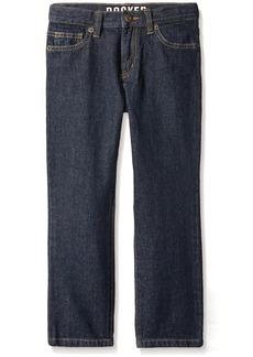 Crazy 8 Husky Boys' Kid  Rocker Fit Jeans