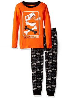 Crazy 8 Little Boys' 2-Piece Long Sleeve Tight Fit Pajama Set