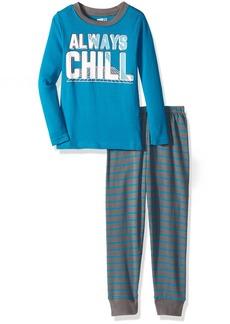 Crazy 8 Little Boys' 2-Piece Long Sleeve Tight Fit Pajama Set