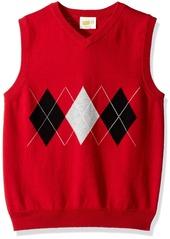 Crazy 8 Little Boys' Argyle Sweater Vest  XS