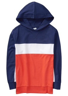 Crazy 8 Little Boys' Long Sleeve Color Blocked Hoodie  L