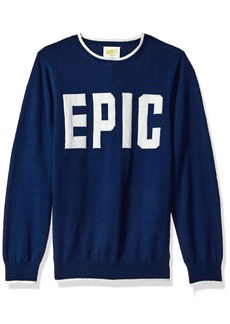 Crazy 8 Little Boys' Long Sleeve Crewneck Sweater  L