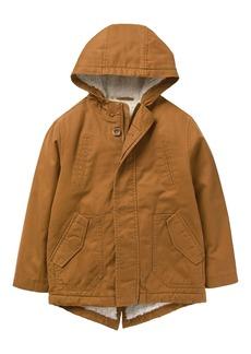 Crazy 8 Little Boys' Long Sleeve Sherpa Lined Utility Jacket  S