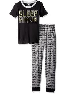 Crazy 8 Little Boys' Short Sleeve Fire Resistant Pajama Set