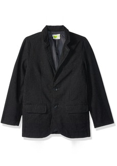 Crazy 8 Little Boys' Textured Dressy Blazer Multi XS