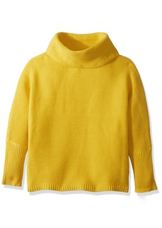 Crazy 8 Little Girls' Chunky Pullover Sweater  XL