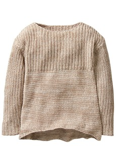Crazy 8 Girls' Little Drapey Knit Pullover Sweater  S
