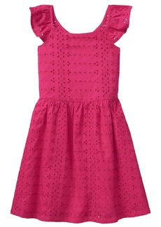 Crazy 8 Girls' Little Eyelet Dress
