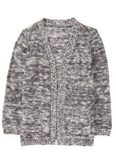 Crazy 8 Girls' Little Grey Cardigan  XS