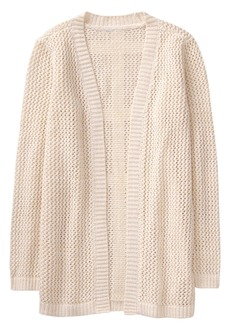 Crazy 8 Girls' Little Long Sleeve Open Front Cardigan  M