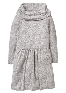 Crazy 8 Little Girls' Long Sleeve Turtleneck Sweater Dress  S