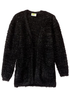 Crazy 8 Girls' Little Lurex Cardigan  S