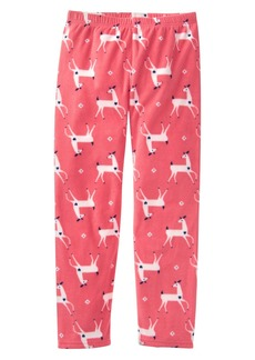 Crazy 8 Little Girls' Micro Fleece Pajama Pants  XS