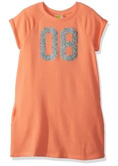 Crazy 8 Little Girls' Short-Sleeve Athletic Dress  M