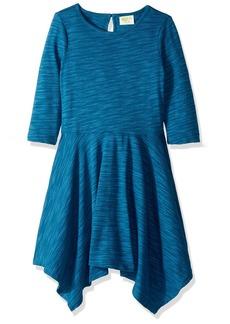 Crazy 8 Little Girls' Space Dye Dress Multi L