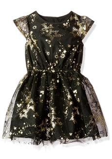 Crazy 8 Little Girls' Star Dress Multi