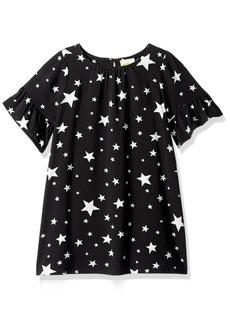 Crazy 8 Little Girls' Star Print Dress Multi S