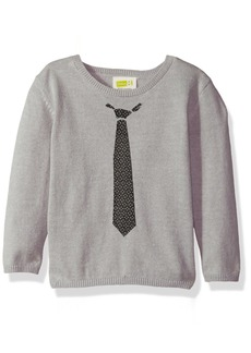 Crazy 8 Toddler Boys' Faux Tie Pullover Sweater  18-24 Mo