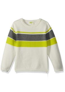 Crazy 8 Toddler Boys' Long Sleeve Sweater