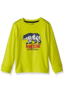 Crazy 8 Toddler Boys' Long Sleeve Thermal Tee
