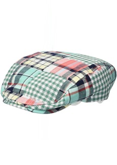 Crazy 8 Toddler Boys' Plaid Cap