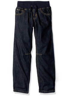 Crazy 8 Toddler Boys' Pull-on Lined Jeans