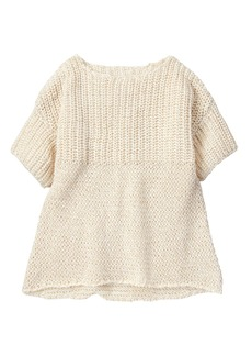 Crazy 8 Toddler Girls' Drapey Knit Pullover Sweater