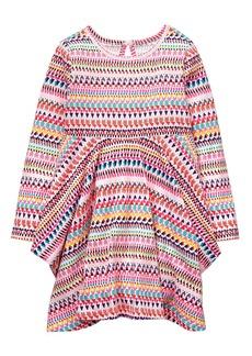 Crazy 8 Toddler Girls' Hankerchief Hem Dress Multi