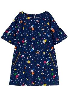 Crazy 8 Toddler Girls' Printed Bell Sleeve Dress