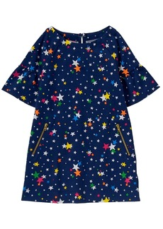 Crazy 8 Girls' Toddler Printed Bell Sleeve Dress