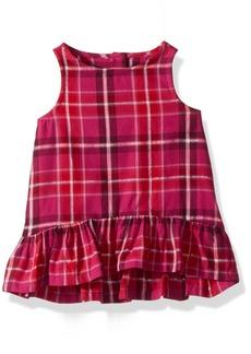 Crazy 8 Toddler Girls' Signature Plaid Dress Multi