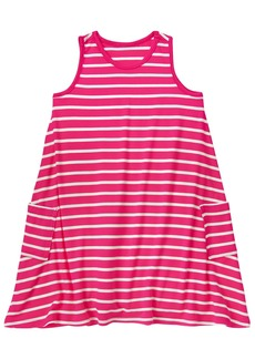 Crazy 8 Toddler Girls' Striped High Low Dress