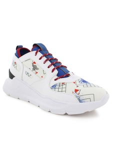 Creative Recreation Carrara Patterned Sneaker
