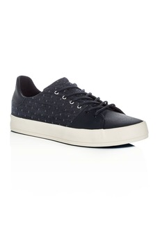 Creative Recreation Carda Printed Denim Lace Up Sneakers