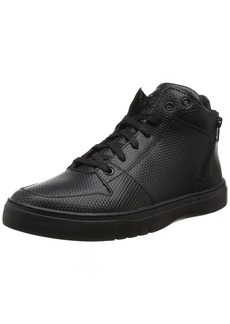 Creative Recreation Men's Adonis Mid Fashion Sneaker Black  M US