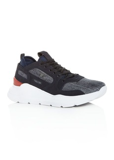 Creative Recreation Men's Carrara Denim Low-Top Sneakers