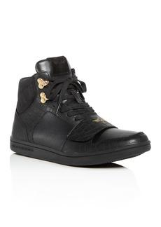 Creative Recreation Men's Cesario Leather High-Top Sneakers