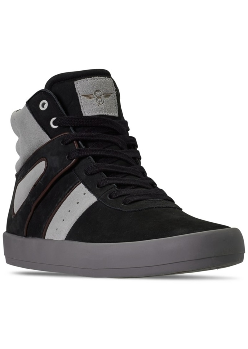 Creative Recreation Men's Moretti High Top Casual Athletic Sneakers from Finish Line
