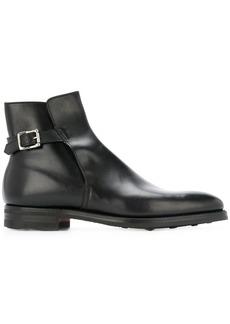 Crockett & Jones buckled boots