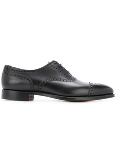 Crockett & Jones classic brogues - Black